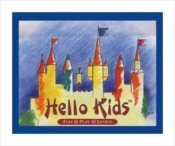 Hello Kids Coral