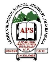 Aadhunik Public School