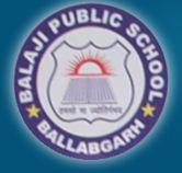 Balaji Public School Ballabgarh