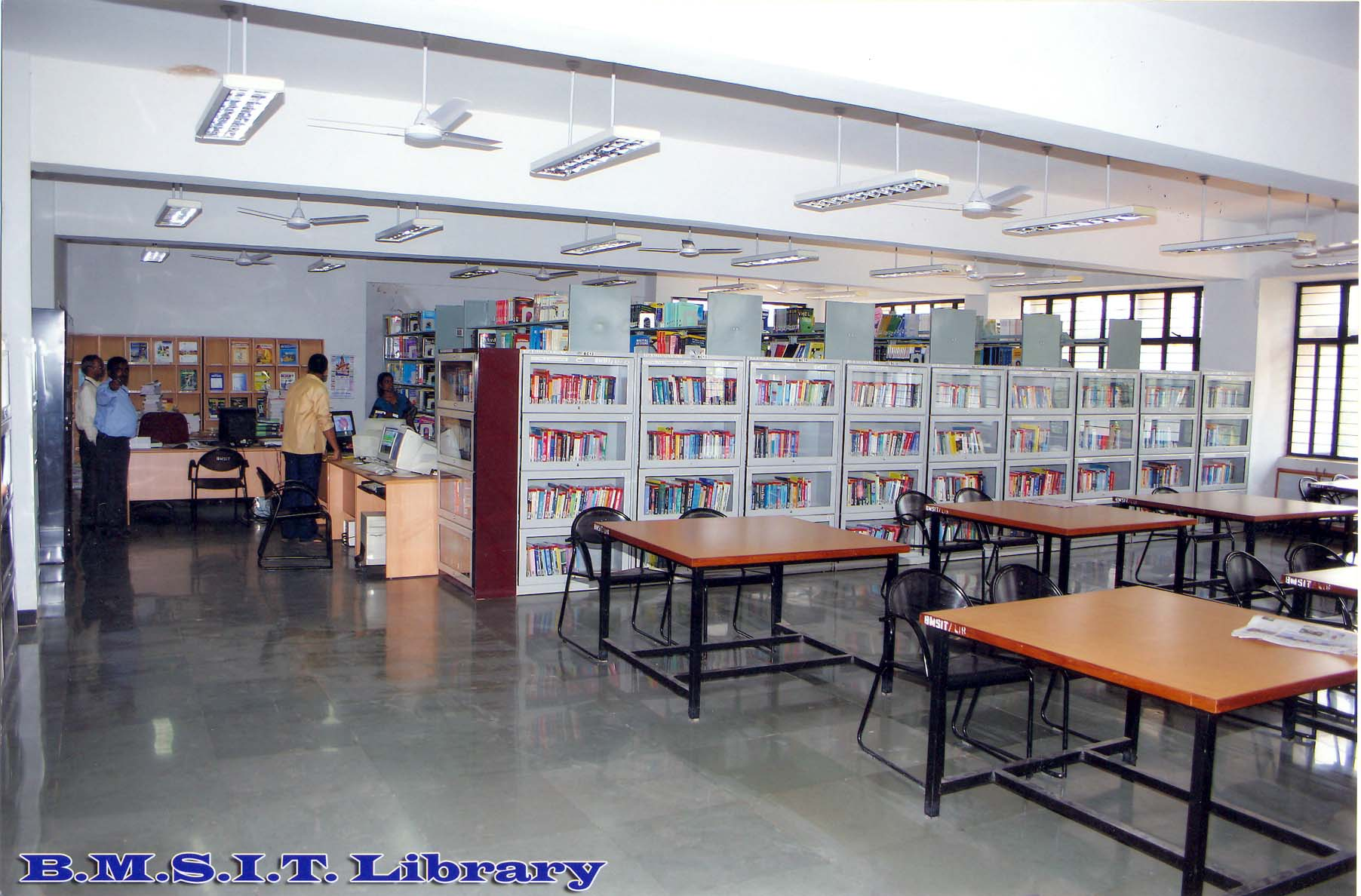 BMSIT Library