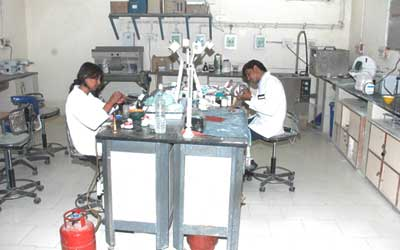 PG Lab Research Romm