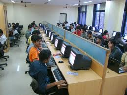 A J College of Pharmacy Computer Lab