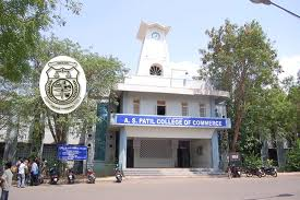 A S Patil College of Commerce Building