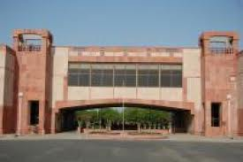 ABV-Indian Institute of Information Technology and Management, Gwalior Building