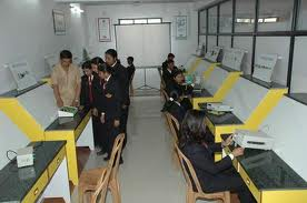 Academy of Aviation And Engineering Training room