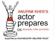 Actor Prepares Logo