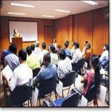 Aegis School of Business & Telecommunication Training room
