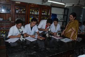 Al-Ameen College of Arts Science & Commerce Laboratory