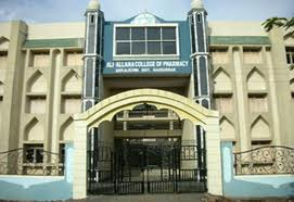 Allana College of Pharmacy Building