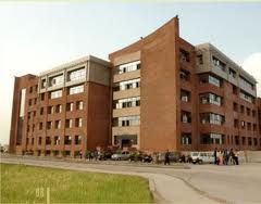Amity Business School Building