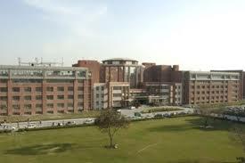 Amity School of Engineering & Technology Building