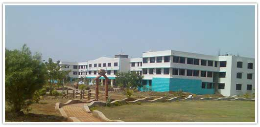 Yadavrao Tasgaonkar Institute of Engineering and Technology Building
