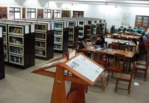 Xavier Institute of Management and Entrepreneurship (XIME) Library