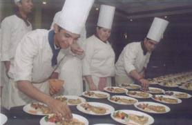 Welcomgroup Graduate School of Hotel Administration Kitchen