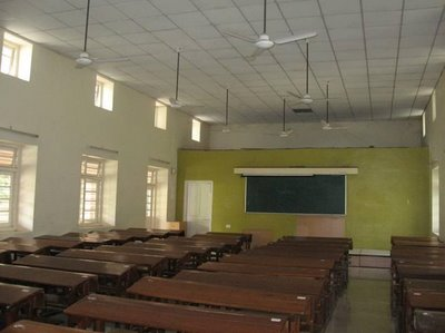 Walchand College of Engineering Classroom