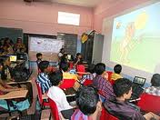 Ants (Animation Training School) Classroom