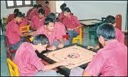 Anwar-Ul-Uloom College of Education Common room