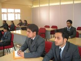 Institute of Health Management Research (IHMR) Classrooms