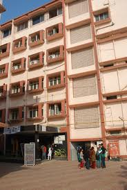 Vivekanand Education Society's College of Arts, Science & Commerce Building