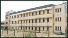 Shri SSMD Ayurvedic College & Hospital College Building