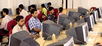 Viswajyothi College of Engineering & Technology Computer Lab