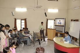 Vision Institute of Fashion Designing Classroom
