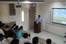 ARYA college of Management Education Class Room