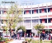 Shyam Lal College Building