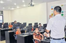 Asian School of Cyber Laws Computer Laboratory