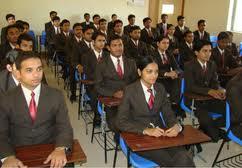 ASMA Institute of Management Class Room