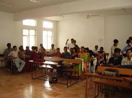 Atria Institute of Technology Class Room