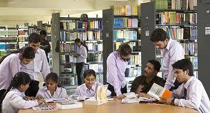 Aurora's Business School Library