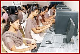 Avanthi Business School Computer Room