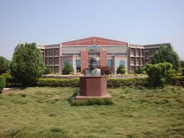 Vijayanagar Engineering College Building