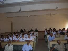 Awadh Dental college Class Room