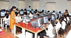Vijaya College Computer Lab