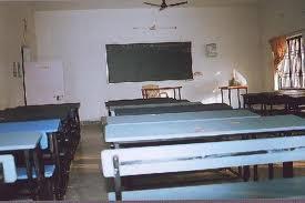 Vijaya College Classroom