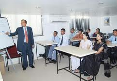 Silver Bright Institute of Management College Class Room