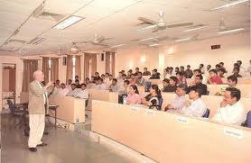 Institute of Management Studies Indore Classrooms