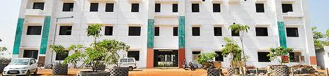 Institute of Pharmacy Raipur Building