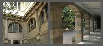 Sir J.J College of Architecture College Building