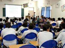 Institute of Technology & Management, Bhilwara (ITM) Classrooms