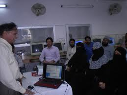 B.A College of Engineering and Technology (BACET) Computer Room