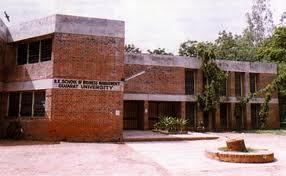 B.K. School of Business Management Building