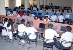 B.M. College of Technology & Management (BMCTM) Computer Room
