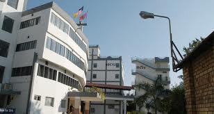 International College for Girls, Jaipur Building