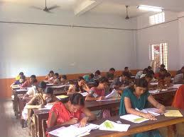 B.V.M Holy Cross College Class Room