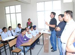 Baba Farid College of Education Class Room