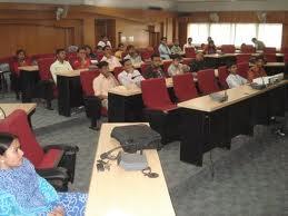Babasaheb Bhimrao Ambedkar University Class Room