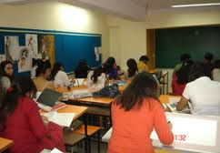 International Institute of Fashion Design (INIFD) Classrooms